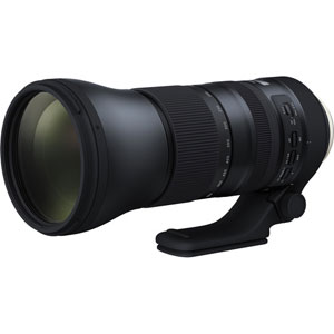 Tamron SP 150-600mm f/5-6.3 Di VC USD G2 for Nikon F (A022) - 5 year warranty - UK Next Day Delivery